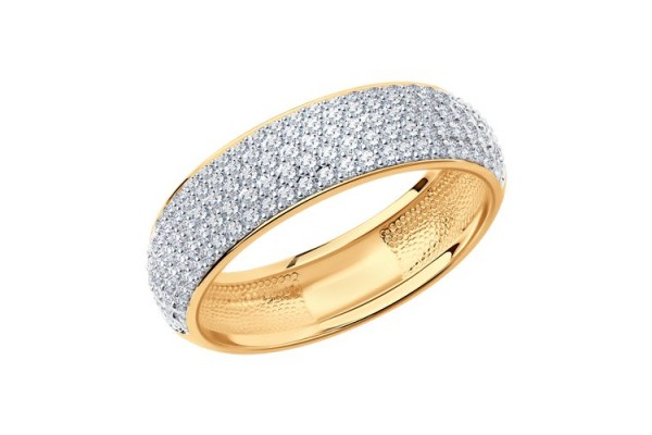 Кольцо женское ,арт: 1010255 №165